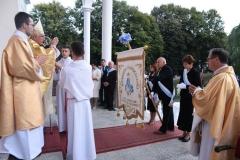 100-lecie koronacji obrazu Matki Bożej Zawadzkiej - pielgrzymka