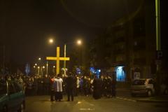 Droga Krzyżowa ulicami osiedla 2019