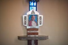 Ołtarz Papieski - Kaplica