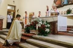 Posłanie Misyjne ks. Grzegorza Kubalicy