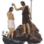 Ołtarz Chrztu Pańskiego