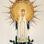 Ołtarz Matki Bożej Fatimskiej