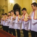 Przyjęcie Ministrantów