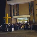 Droga Krzyżowa ulicami Osiedla Słoneczne 07.04.2017